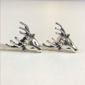 3/$12💛Reindeer Stud Earrings